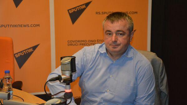 Dušan Bajatović - Sputnik Srbija