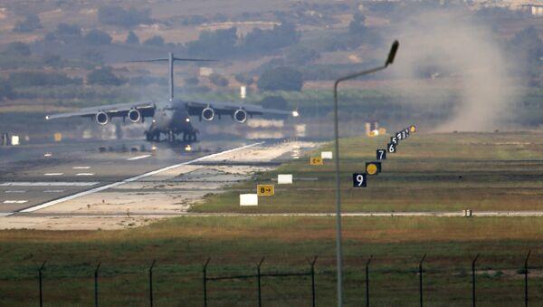 Avio-baza Indžirlik u Turskoj - Sputnik Srbija