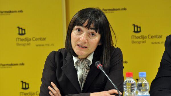Ljilja Smajlović - Sputnik Srbija