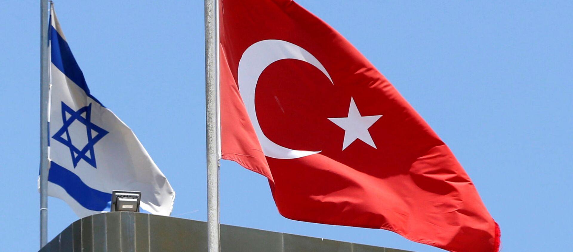 Заставе Турске и Израела - Sputnik Србија, 1920