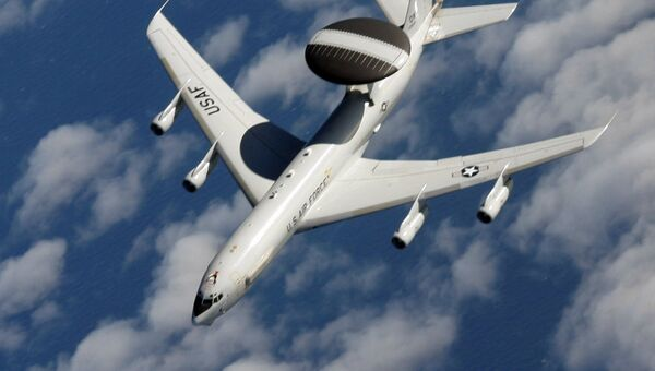 Američki avion avaks - Sputnik Srbija