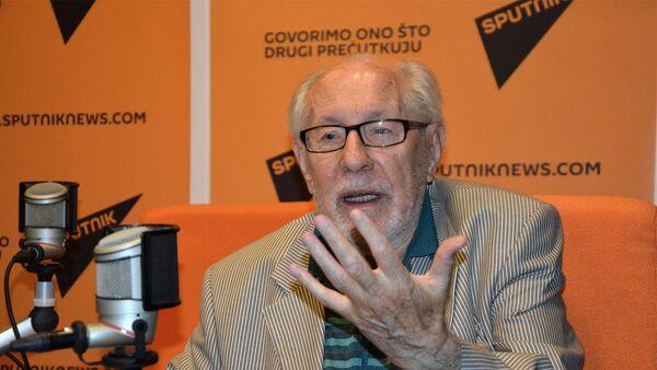 Pisac Dragoslav Mihailović - Sputnik Srbija