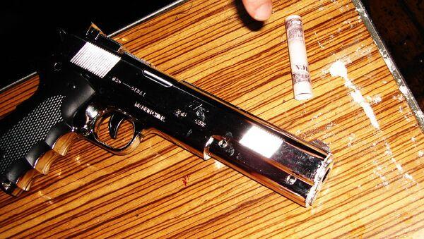 Pištolj i droga - Sputnik Srbija