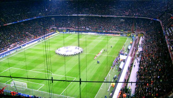 Stadion Milana San Siro - Sputnik Srbija