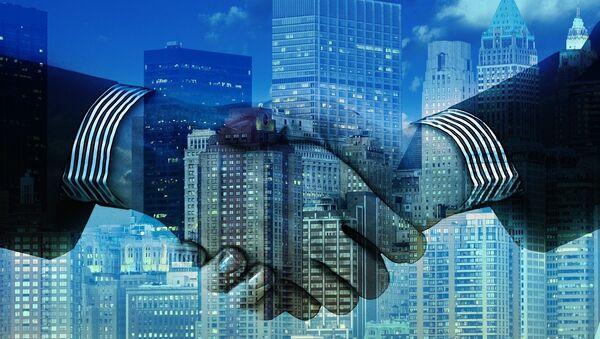 Partnerstvo - ilustracija - Sputnik Srbija