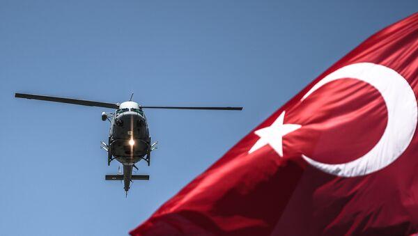 Турски хеликоптер - Sputnik Србија