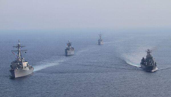 NATO brodovi u Crnom moru - Sputnik Srbija
