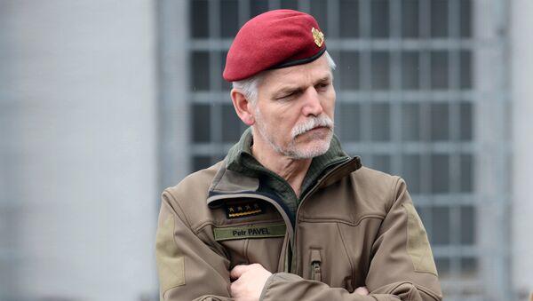 Šef Vojnog komiteta NATO-a general češke vojske Peter Pavel - Sputnik Srbija