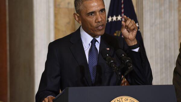 US President Barack Obama - Sputnik Србија