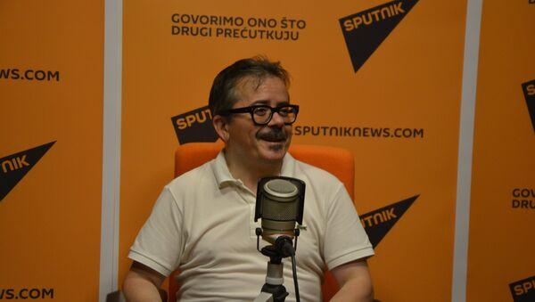 Igor Bojović - Sputnik Srbija
