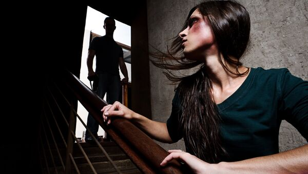 Porodično nasilje - Sputnik Srbija