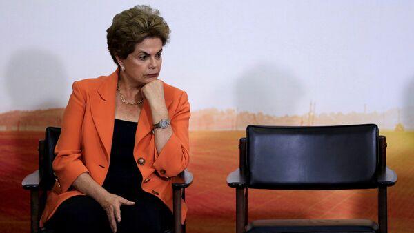 Dilma Rusef - Sputnik Srbija