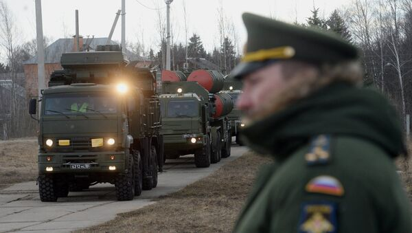 Ruski sistemi S-400 - Sputnik Srbija
