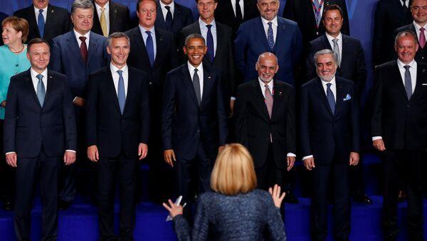 НАТО самит у Варшави - Sputnik Србија