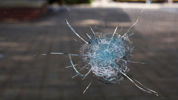 Разбијено стакло - Sputnik Србија