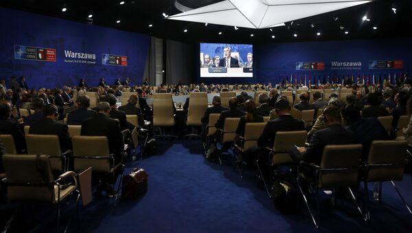 Samit NATO-a u Varšavi - Sputnik Srbija