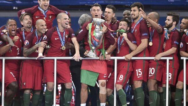 Португалија шампион Европе - Sputnik Србија