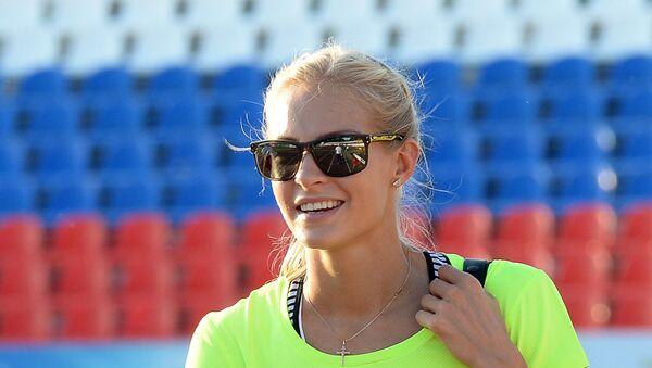 Дарија Клишина - Sputnik Србија