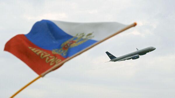 Ruski avion Tu-214 - Sputnik Srbija