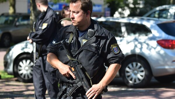 Nemačka policija - Sputnik Srbija