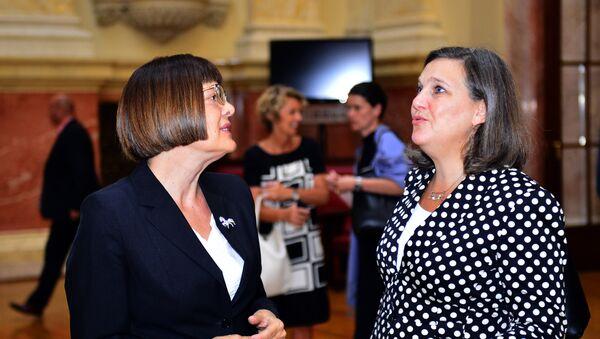 Maja Gojković i Viktorija Nuland - Sputnik Srbija