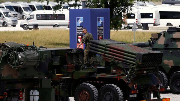Poljski vojnici na vojnim vežbama - Sputnik Srbija