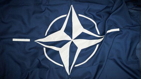 NATO zastava - Sputnik Srbija
