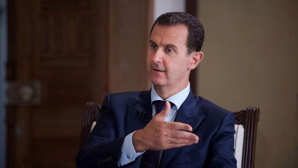 Sirijski predsednik Bašar el Asad - Sputnik Srbija