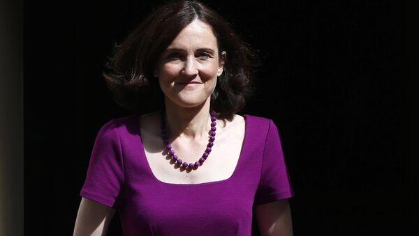 Tereza Vilers, ministarka za Severnu Irsku - Sputnik Srbija