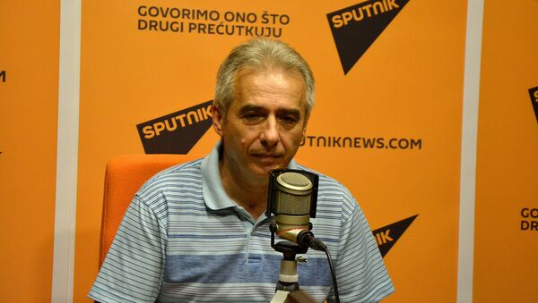 Milovan Drecun - Sputnik Srbija