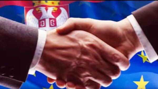 Srbija - EU - Sputnik Srbija