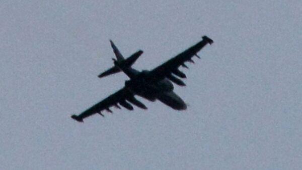 Ukrajinski Su-25 - Sputnik Srbija