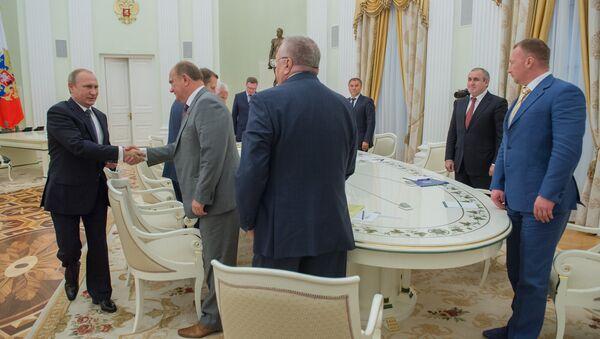 Владимир Путин - Sputnik Србија