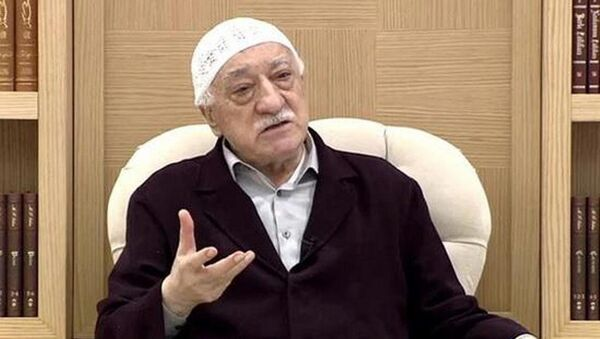 Opozicioni islamski sveštenik Fetulah Gulen - Sputnik Srbija