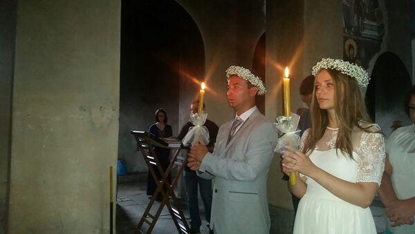 Венчање у Призрену - Sputnik Србија