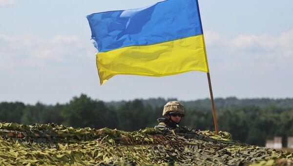 Ukrajinski vojnik - Sputnik Srbija