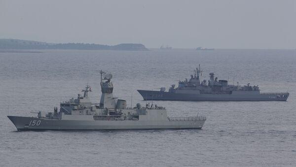 Turski vojni brodovi - Sputnik Srbija