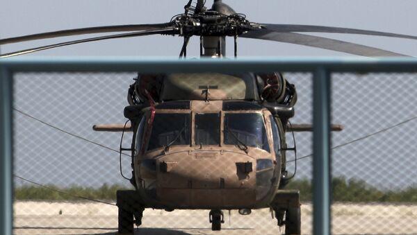 Turski vojni helikopter - Sputnik Srbija