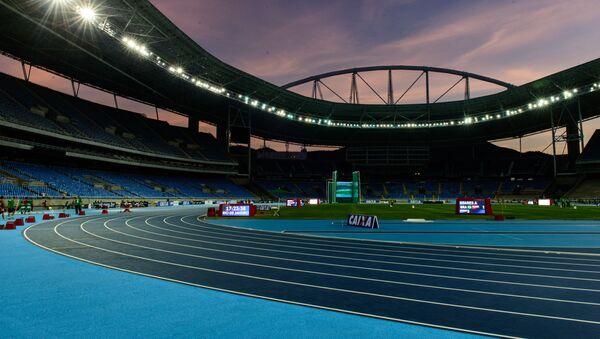 Olimpijski stadion u Riju, 2016, Brazil - Sputnik Srbija