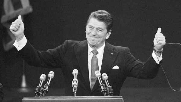 Ronald Regan - Sputnik Srbija