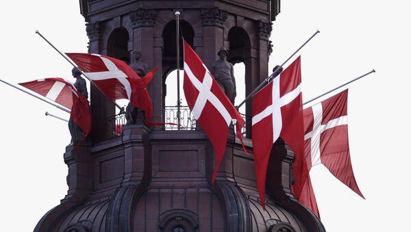 Zastave Danske - Sputnik Srbija