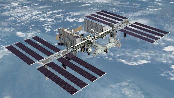 Međunarodna svemirska stanica (MSS) - Sputnik Srbija