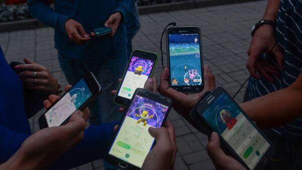 Pokemon go - Sputnik Srbija