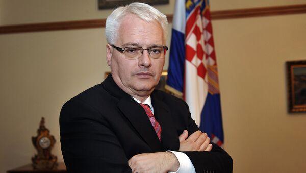 Ivo Josipović - Sputnik Srbija