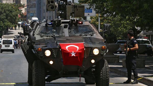 Specijalna policija Turske - Sputnik Srbija