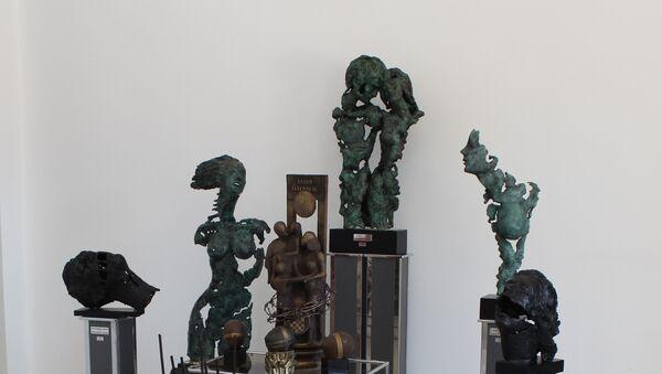 Скулптуре Катарине Триковић које ће бити изложене у УН - Sputnik Србија