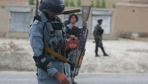 Полиција Авганистана - Sputnik Србија