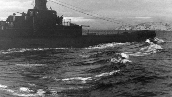 Немачка ратна морнарица из доба Другог светског рата - Sputnik Србија