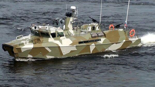 Patrolni brod Raptor - Sputnik Srbija