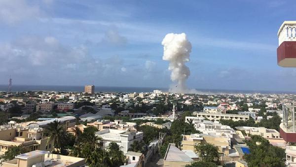 Експлозије у Сомалији - Sputnik Србија